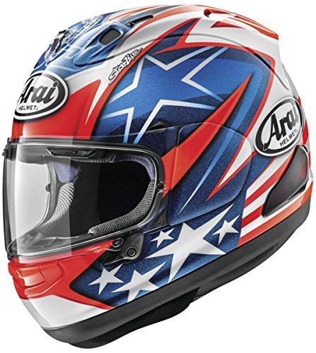 Arai Motorcycle Helmet Corsair - Arai Corsair X Helmet - Nicky 7 (Medium)