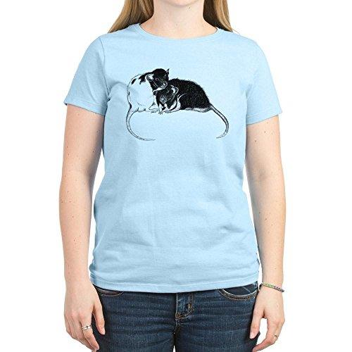 CafePress Dumbo Brothers Women's Light T-Shirt - Womens Cotton T-Shirt, Crew Neck, Comfortable & Soft Classic (Brother Womens Light T-shirt)