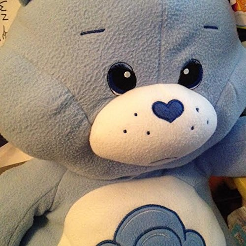 Care Bears Grumpy Cuddle Pillow