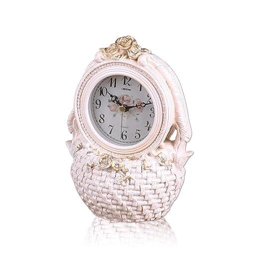 KXBYMX Reloj de Mesa Reloj de Escritorio, Accesorios del Reloj de ...