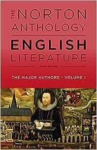 Amazon Com The Norton Anthology Of English Literature