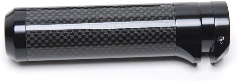 3amotor Dry Carbon Fiber Replacement E-Brake Handle fit for Subaru BRZ// Scion FR-S// 2015-2020 Subaru WRX//STi Black