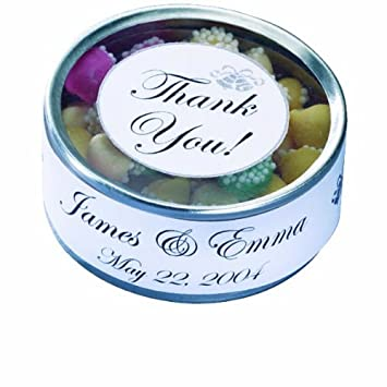 Amazon Simplicity Vintage Wilton Wedding Favor Candy Tin Home