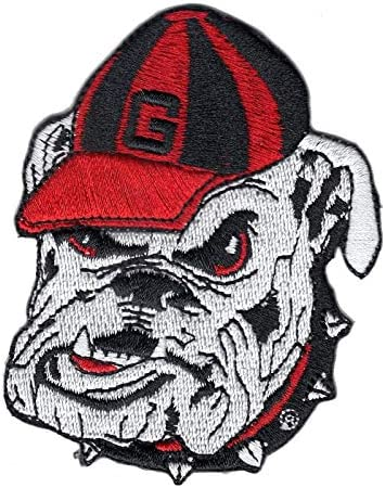 Georgia Bulldogs College Embroidered Patch product image