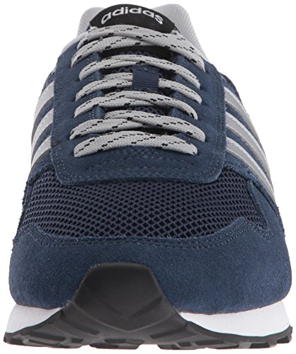 outlet locations for sale adidas NEO Men's 10k Collegiate Navy/Matte Silver/Light Onix outlet prices wide range of xXffmtu4