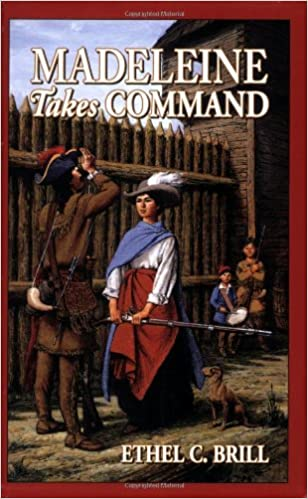 Image result for Madeleine Takes Command by Ethel C. Brill