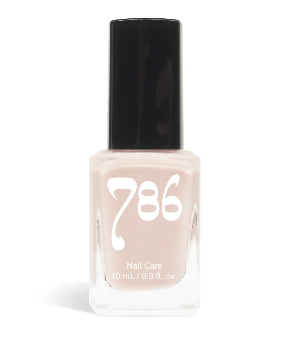 786 Cosmetics - Conditioning Ridge Filler, Smoothes Ridges, Repairs and Protects the Nails, Nourishing Base Coat by 786