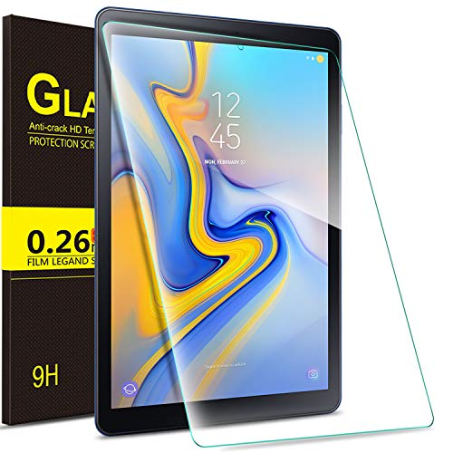 Luibor Samsung Galaxy TAB A 8.0 2018 T387 Tablet Tempered Glass Screen Protector HD Screen Protector for Samsung Galaxy TAB A 8.0 2018 T387 Tablet (1pcs)