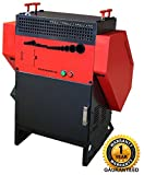 Industrial Powered Copper Wire Stripping Machine AUTOMATIC Copper Wire Stripper =10 FREE BLADES=