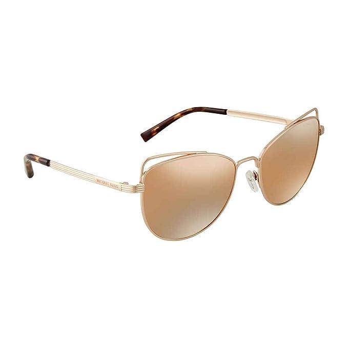 Amazon.com: Michael Kors St. Lucia MK1035 - Gafas de sol ...