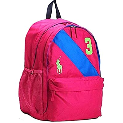 low-cost Polo Ralph Lauren Banner Stripe II Large Backpack - Kids ... 04f4d92019c8c