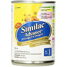 Similac Omega Concentrate Step 1, 385 mL, 12-Pack