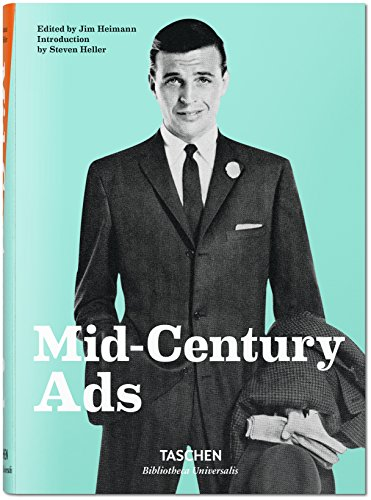 Book Cover: Mid-Century Ads