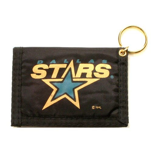 Dallas Stars ID Card Wallet with Keyring Montclair
