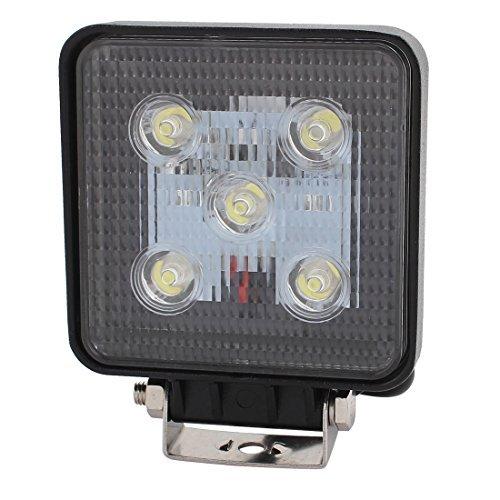 DealMux 15W DC 10V-30V 5 Lâmpada LED Spotlight Lâmpada de Trabalho para Iluminação Cozinha Hall by DealMux
