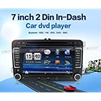 Car DVD GPS Player Stereo Navigation Window Ce 6.0 Os for VW Sagitar Jatta Jetta Passat Color Black with Camera & Canbus