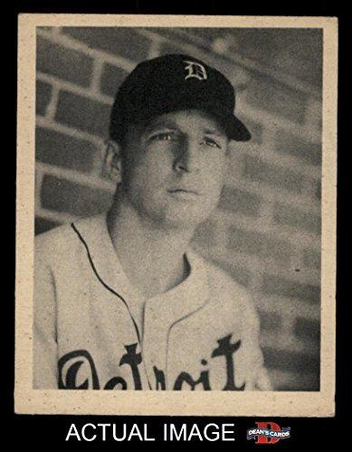 1939 Play Ball # 150 Jim Walkup Detroit Tigers (Baseball Card) Dean's Cards 5 - EX Tigers