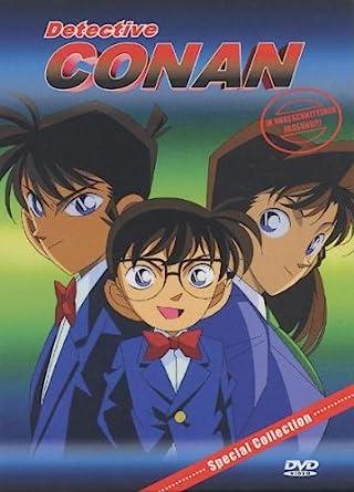 Amazon com: Detective Conan - Box-Set [Import allemand]: Movies & TV