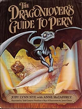 The Dragonlover's Guide to Pern, Second Edition 0345379462 Book Cover