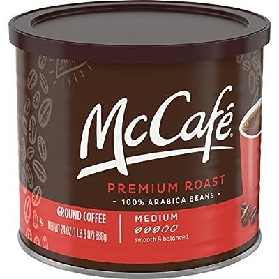 McCafe Premium Medium Roast Ground Coffee (24 oz Tin) by KRAFT HEINZ FOODS COMPANY