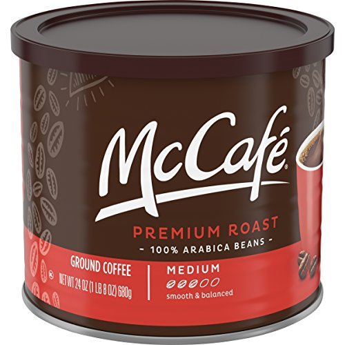 McCafe Premium Roast Ground Coffee product image