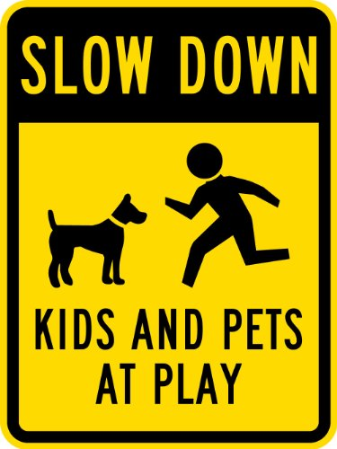 slow children and pets at play - 8