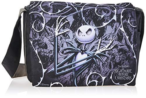 Mochila para Laptop Bag Nightmare 15.6, Disney, Mochilas, Capas e Maletas para Notebook, Preta