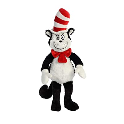 "Cat In The Hat Luvster 20"": Juguetes y juegos"