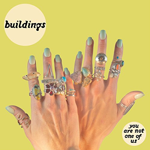 Album Art for You Are Not One of Us by Buildings