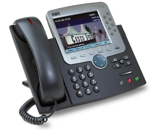 Cisco 7975G Unified IP Phone w/ User License -