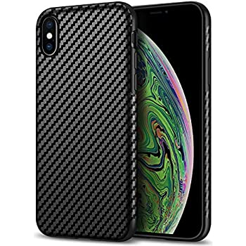 buy online cbbc4 23714 Amazon.com: Carbon Fiber Case For iPhone X and XS by Project Zaurak ...