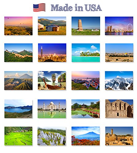 AMAZING postcard variety countries postcards