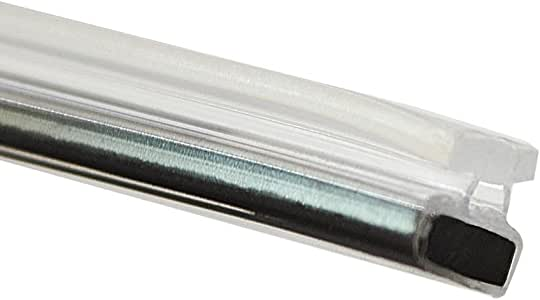 Para mampara de ducha de marco imán: 1835 mm recto con cierre adhesivo: Amazon.es: Hogar
