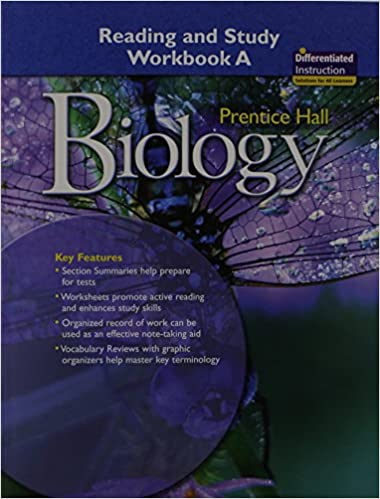 Miller levine biology reading and study workbook a 2008c prentice miller levine biology reading and study workbook a 2008c 0th edition fandeluxe Gallery