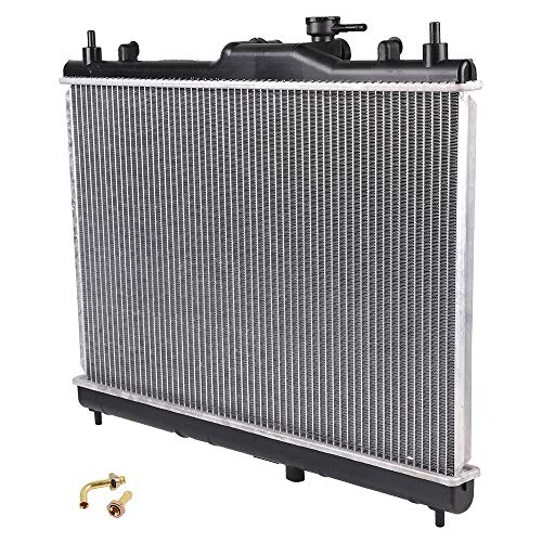 TUPARTS Radiator LR2981 Fit for 2007 2008 2009 2010 2011 Nissan Versa 1.8L