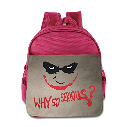 SAXON13 Kid's Playful Pink Toys 150g Why So Joker Backpack - Deathwing Costume