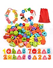 Montessori Toys for Kids Girls Boys Wooden Learning Toys for Kids Toddlers- Best Gift for Kids
