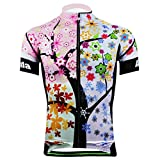 Uriah Women's Cycling Jersey Polyester Short Sleeve