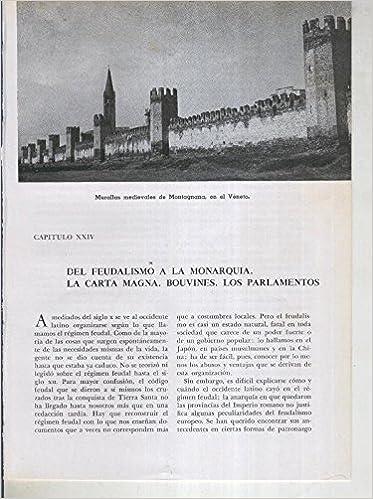 Historia del Mundo bloque 24: De feudalismo a la monarquia ...