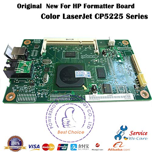 Yoton Original New Formatter Board Main PC Board Logic CE490-60001 CE490-67901 For HP CP5225 HP5225 Serise by Yoton (Image #1)