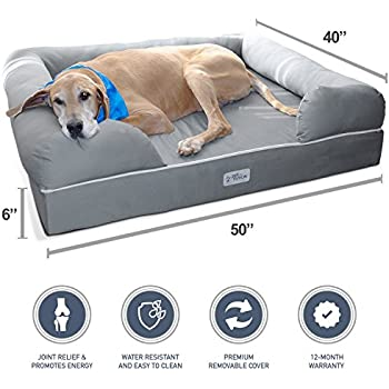 Amazon.com : K&H Pet Products Travel/SUV Pet Bed Large