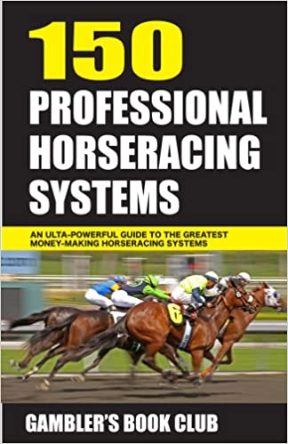 Buy 150 Professional Horserace Handicapping Systems Book