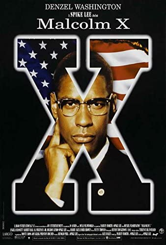 Image result for malcolm x movie poster