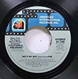 FDR 45 RPM See it my way / California Dreamin'
