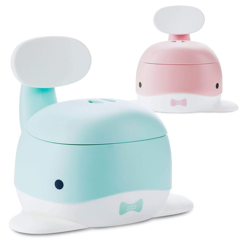 all Kids United Walfisch Pot de Toilette pour Enfant Rosa
