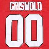 Clark Griswold Jersey #00 X-Mas Christmas