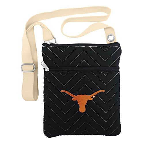 (NCAA Texas Longhorns Chev-Stitch Cross Body)
