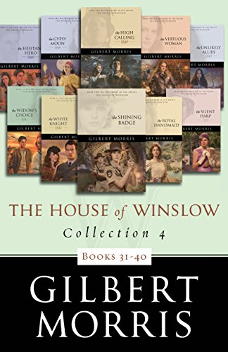 (The House of Winslow Collection 4: Books 31 - 40)