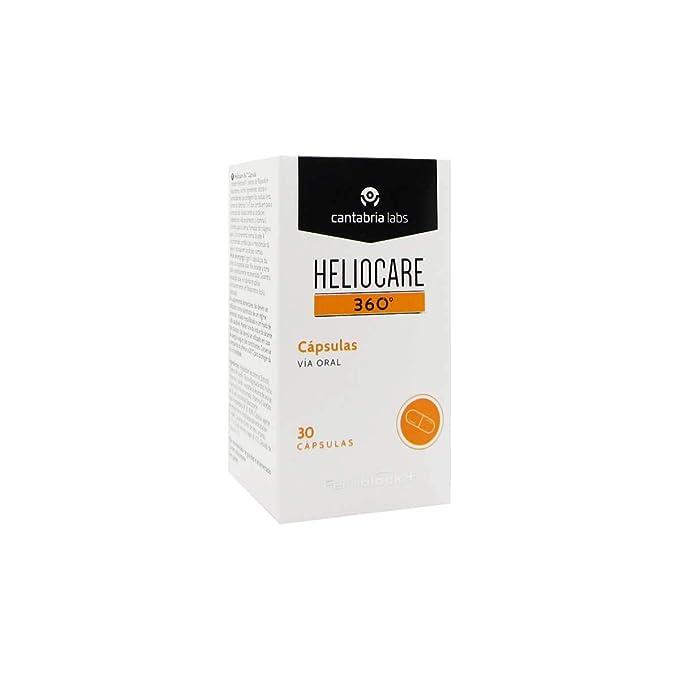 IFC HELIOCARE 360º 30 cápsulas: Amazon.es: Salud y cuidado personal