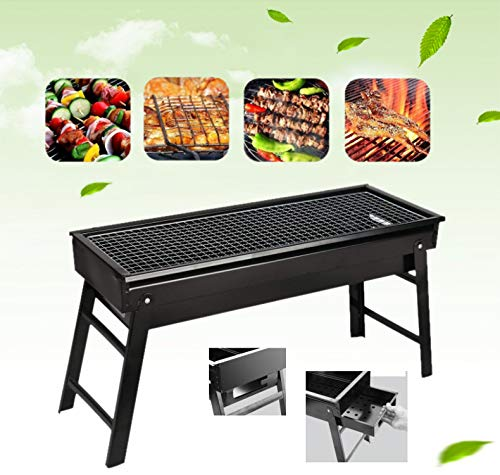 Portable Barbecue Foldable Camping Charcoal product image